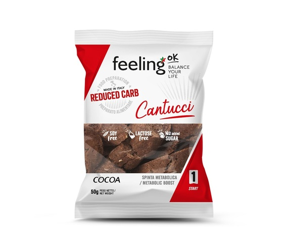 Cantucci cacao
