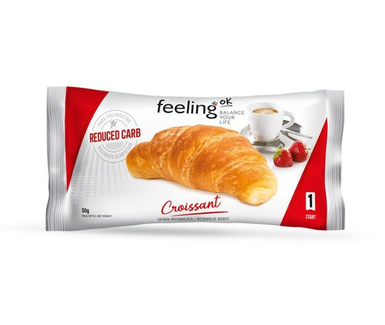 Croissant red