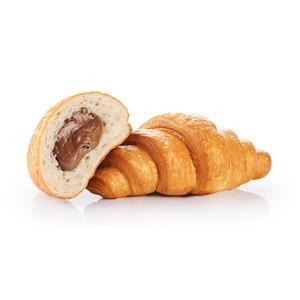 Croissant ripieno ALLA CREMA DI CACAO 50GR