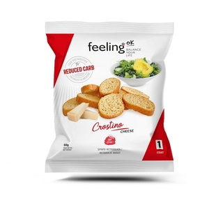 Crostino CHEESE START  50GR