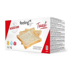 Toast  START  2X80GR