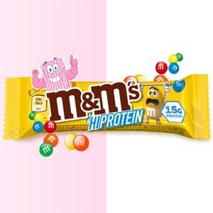 M&M's Hi Protein  BARRETTA 51gr