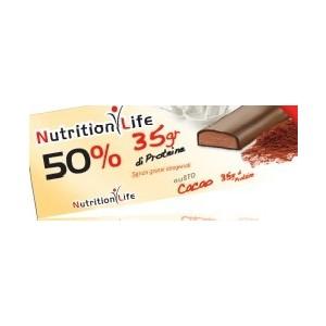 NUTRITIONLIFE BARRETTA  da 70gr