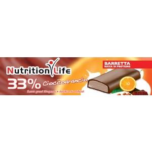 NUTRITIONLIFE BARRETTA 33% da 50gr