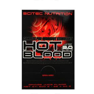 HOT BLOOD 25 BUSTINE da 20gr