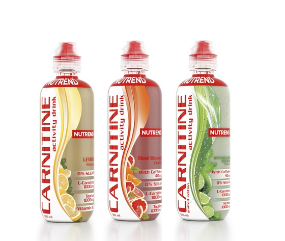 Carnitin drink 500ml all flavour