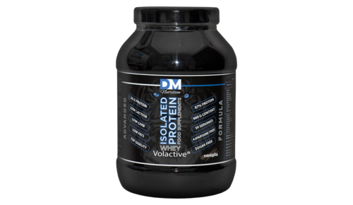ISOLATED WHEY PROTEIN  900gr