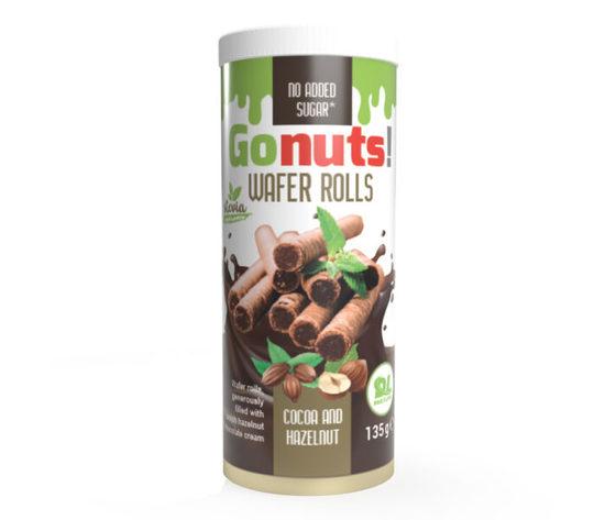 Wafer rolls senza zuccheri aggiunti 1 e1605264325744