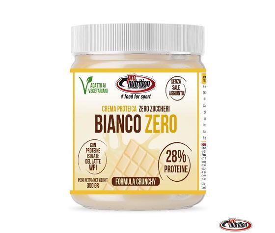 Bianco zero 350g cioccobianco crunchy