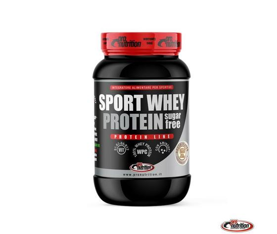 Sport whey protein 908g cioccobiancvan