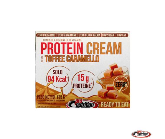 Protein toffee caramello
