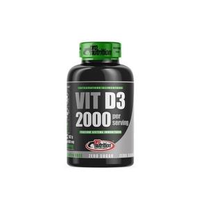 Vitamina D3 2000 UI, 180 cpr