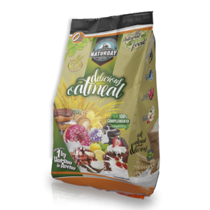 DELICIOUS OATMEAL 1 KG