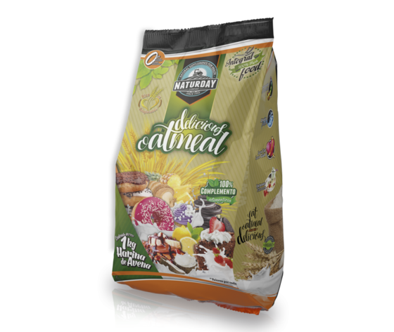 Delicious oat meal 1kg