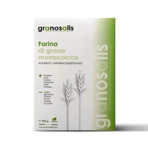 FARINA di grano MONOCOCCO 500GR