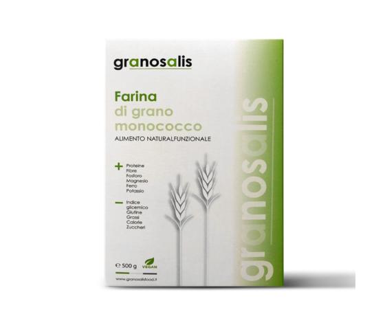 Farina di grano monococco 500 g