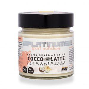 Crema Spalmabile Cocco Latte Crunchy 250g