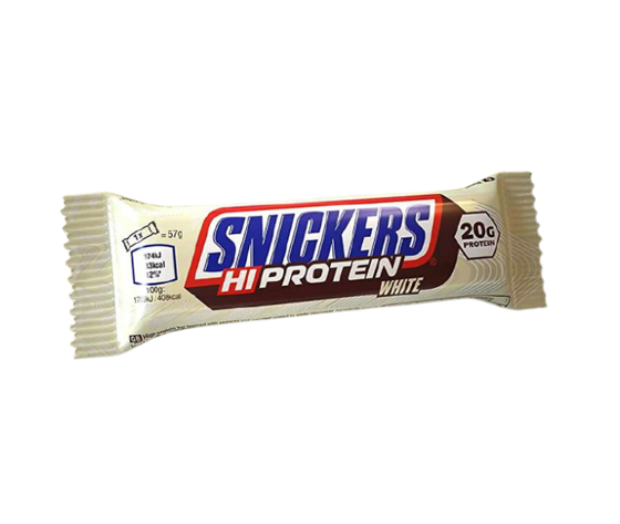 Snickers white  600