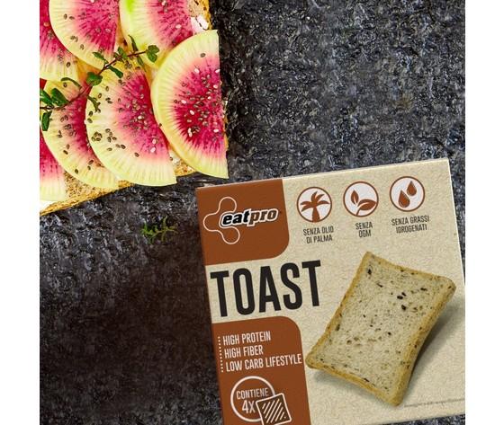 Toast da 40 grammi