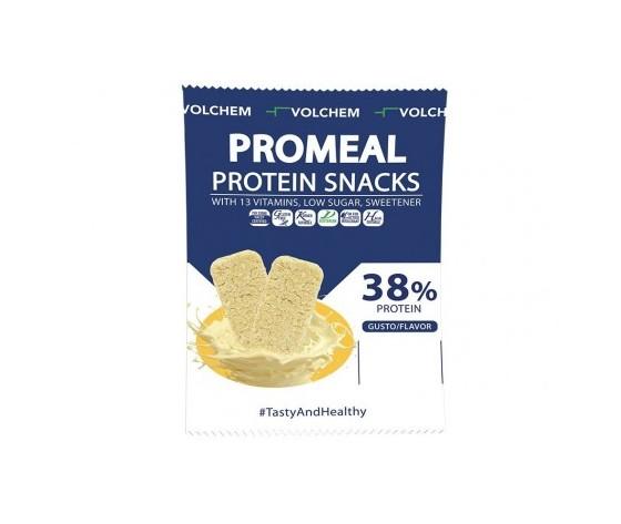 Promeal protein snack volchem 38 gr 375 3 gusti