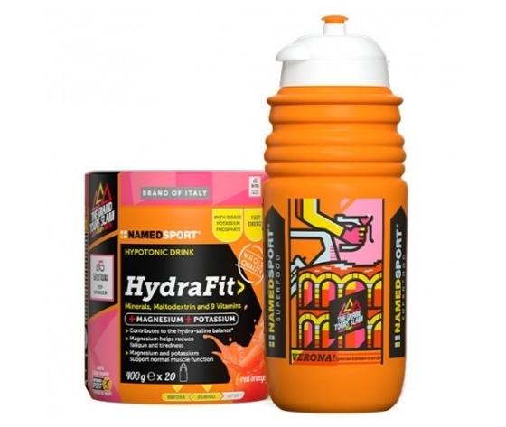 Named sport hydra fit borraccia 400 g