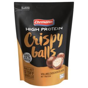 Protein Crispy Balls
