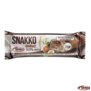 SNAKKO FIT GOURMET box 24x30gr