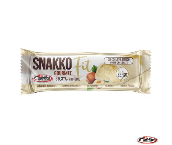 Snakko fit cioccolatobianco 24 pzz