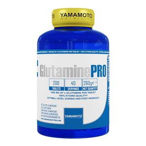 GLUTAMINE PRO 200CPR