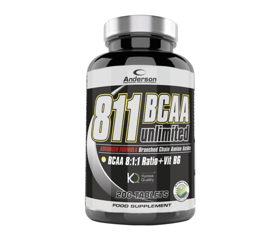 811 bcaa unlimited 200