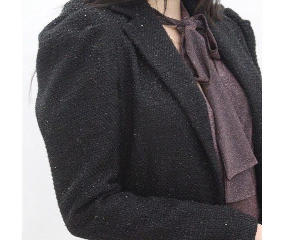 Cappotto nero 5