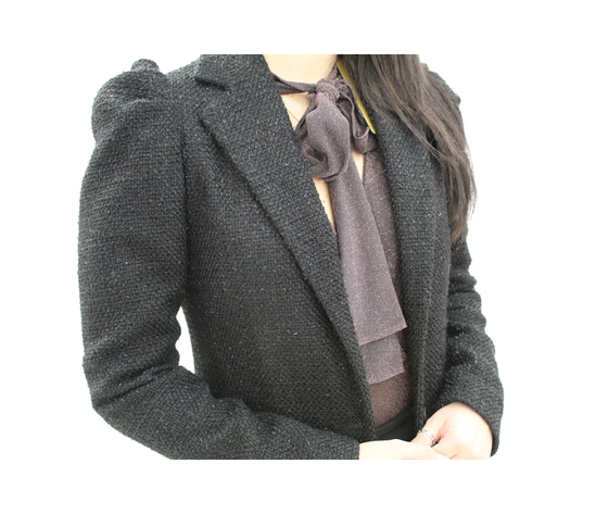 Cappotto nero 2