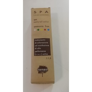 SPA NATURAL COLOR AMMONIA FREE 100 ML