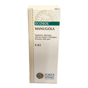 FORZA VITALE MANUGOLA SPRAY ECOSOL GTT 10ML