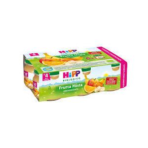 HIPP OMOGENEIZZATO FRUTTA MISTA 6X80