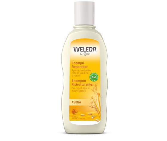 Weleda shampoo avena