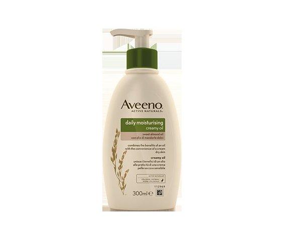 Aveeno daily crema olio