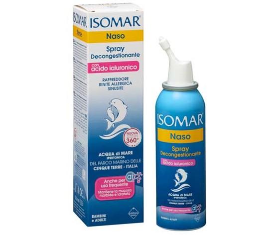 25 isomar spray decongestionante ac ialuronico