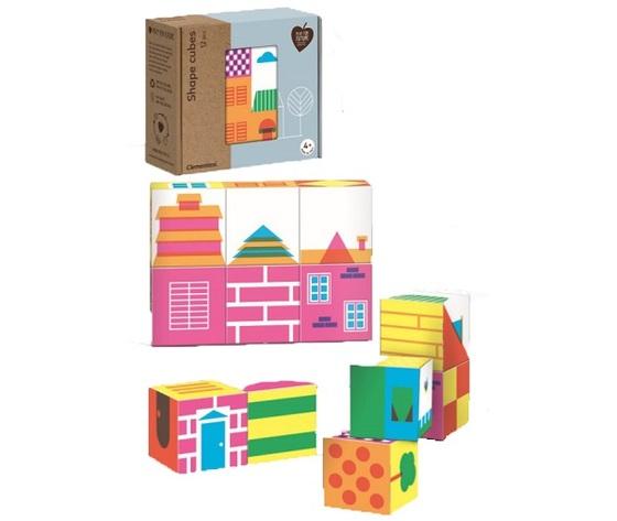 Shape cubes