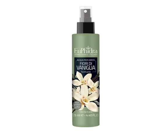 Acqua profumata fiori di vaniglia