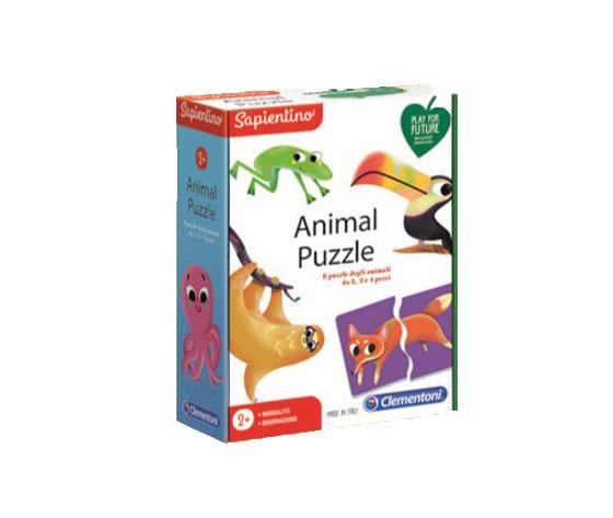 Clementoni  animal puzzle