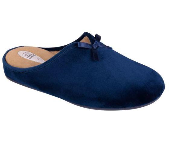 Scholl rachele velvet blu