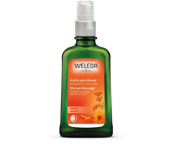 42 weleda olio massaggi arnica 100 ml