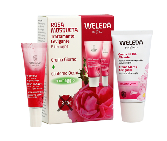 43 weleda rosa viso special pack