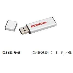 Chiave USB BERNINA