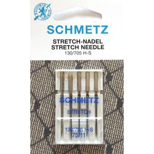 5 AGHI SCHMETZ STRETCH | MISURA 75/11 | 130/705 H-S |MACCHINE PER CUCIRE