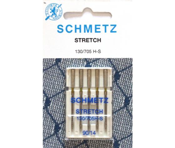 5 AGHI SCHMETZ STRETCH | MISURA 90/14 | 130/705 H-S |MACCHINE PER CUCIRE