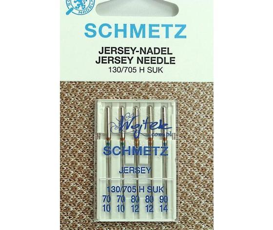5 AGHI JERSEY SCHMETZ    MISURA 90/14  130/705H  MACCHINE PER CUCIRE