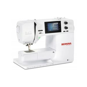 BERNINA 475 Quilter's Edition - NEW SERIE 4