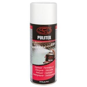 Pulitore sgrassante, antiruggine spray per macchine tessili